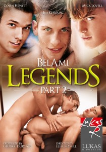 Bel Ami Legends part 2 DVD