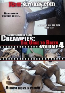 Creampies: The Urge to Breed Vol.4 DVD (S)
