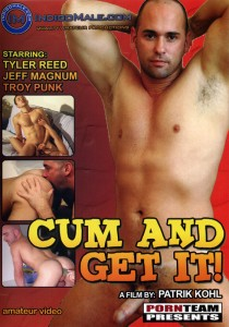 Cum And Get It DVD - Front