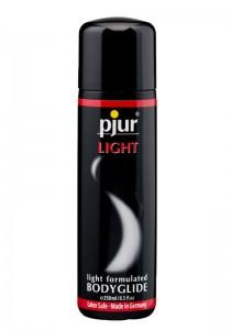 Pjur Light Bottle 250 ml - Front