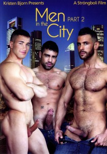 Men in the City part 2 DVD - Front