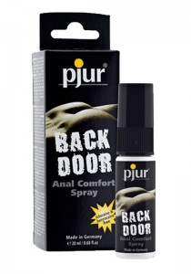 Pjur Back Door Anal Comfort Spray Bottle 20ml