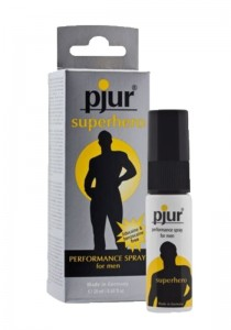 Pjur Superhero Spray - Front