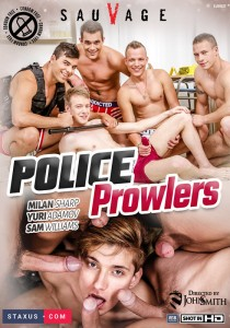 Police Prowlers DVD (NC)