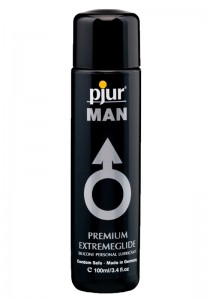 Pjur MAN Extremeglide Bottle 100 ml - Front