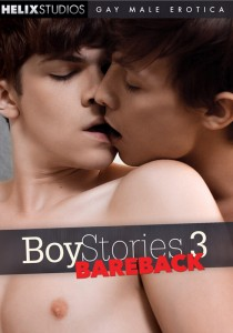 Boy Stories 3: Bareback DVD