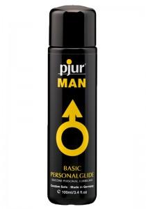 Pjur MAN Basic Personalglide Bottle 100 ml - Front