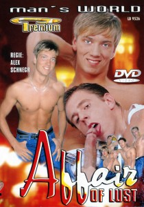 Affair of Lust DVD (NC)