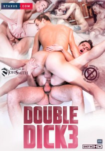 Double Dick 3 DVDR (NC)