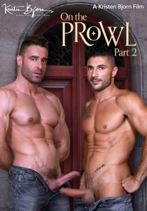 On The Prowl Part 2 DVD - Front