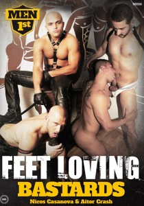 Feet Loving Bastards DVD