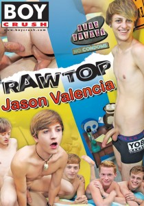 Raw Top: Jason Valencia DVD (NC)