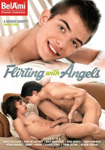 Flirting With Angels DVD (S)