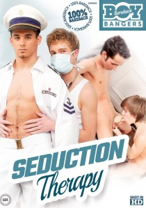 Seduction Therapy DVD - Front