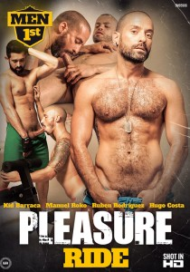 Pleasure Ride DVD