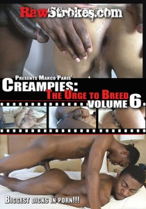 Creampies: The Urge to Breed Volume 6 DVD (S)