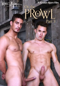On The Prowl Part 3 DVD - Front