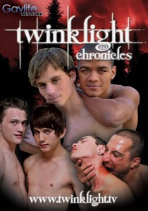 Twinklight Chronicles DVD - Front