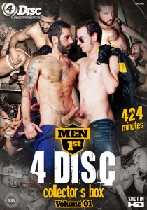 Men 1st 4 Disc Collector's Box volume 1 DVD