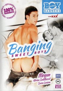 Banging Sweet Boys DVD