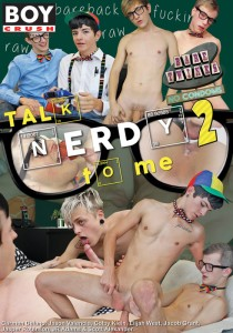 Talk Nerdy To Me 2 DVD (NC)