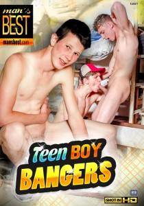 Teen Boy Bangers DVDR
