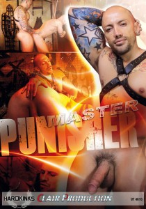 Master Punisher DVD - Front