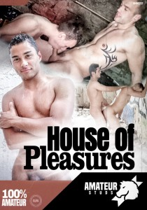 House of Pleasures DVD - Front