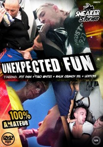 Unexpected Fun DVD (Sneaker Stories)