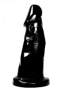 All Black AB38 Dildo