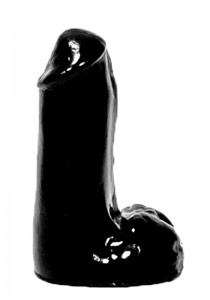 All Black AB41 Dildo