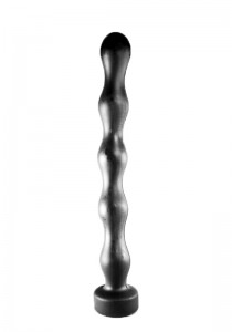 All Black - AB69 - Dildo - Front