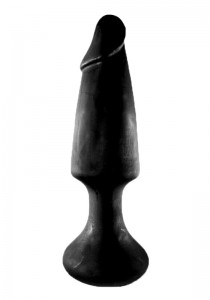 All Black - AB71 - Dildo - Front