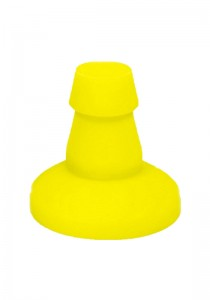 Suction Cup - Yellow - Front