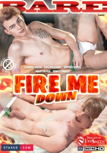 Fire Me Down DVD