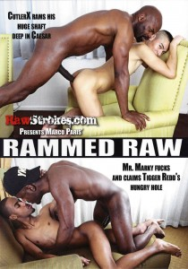 Rammed Raw DVD - Front