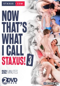 Now That's What I Call Staxus! 3 DVD (NC)