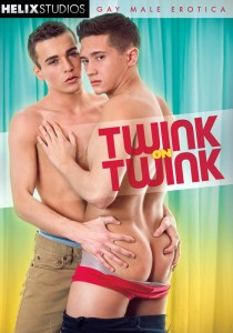 Twink on Twink DVD - Front