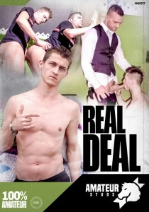 Real Deal DVD
