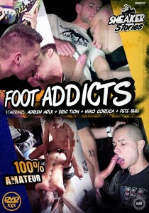Foot Addicts DVD