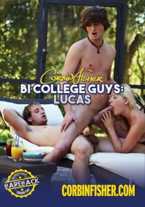 Bi College Guys: Lucas DVD