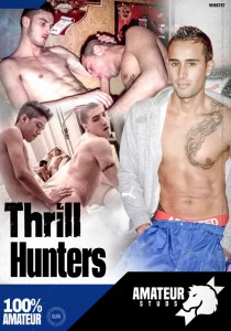 Thrill Hunters DVD