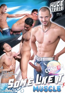 Some Like It Muscle DVD - Front