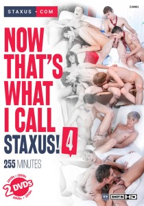 Now That's What I Call Staxus! 4 DVDR