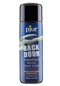 Pjur BACK DOOR Comfort water anal glide Bottle 250 ml
