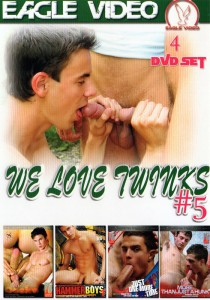 We Love Twinks #5 DVD