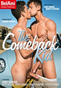 The Comeback Kid DVD - Front
