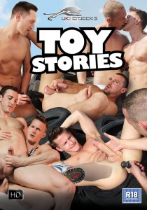 Toy Stories DVD - Front