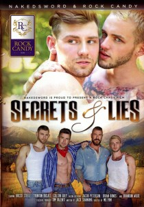 Secrets & Lies DVD - Front
