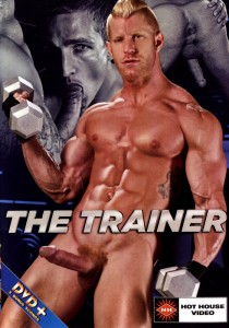 The Trainer DVD - Front